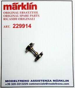 MARKLIN 229914 ASSE  - TREIBRADSATZ 37120 37121 37122 37125 37126 37127