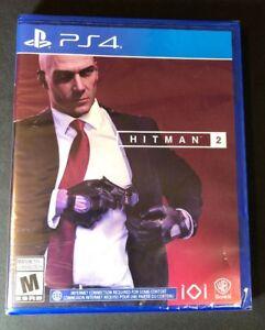 Hitman 2 Ps4 New 883929639571 Ebay