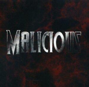 MALICIOUS-ST-NEW-amp-SEALED-Glam-Metal-CD-Re-issue