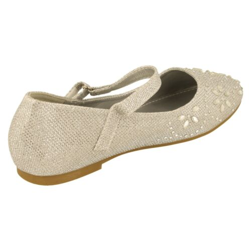 H2R484RX4 Girls Spot On Shoes