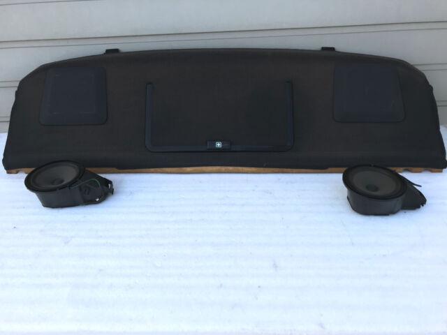 MERCEDES für W201 190e Paar Lautsprecherabdeckung