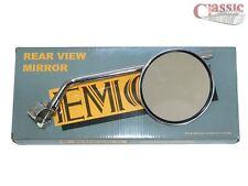 Universal Round Clamp-on 7/8'' Mirror BSA, Triumph, Norton
