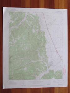 Aguilar Colorado Map.Aguilar Colorado 1974 Original Vintage Usgs Topo Map Ebay