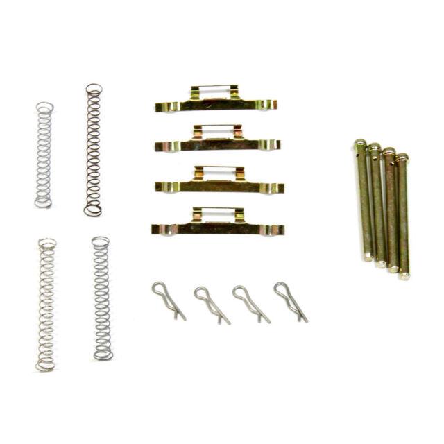 Disc Brake Hardware Kit Rear,Front Centric 117.20007