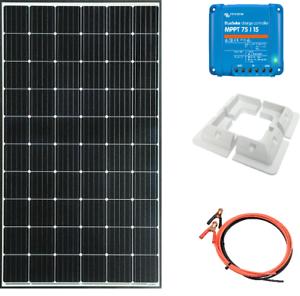 12V 150W Xplorer German Cell Solar Panel MPPT KitCaravanBoatShed