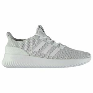 1ef1ccbf8c91 Image is loading adidas-Cloudfoam-Ultimate -Trainers-Mens-White-Athletic-Sneakers-