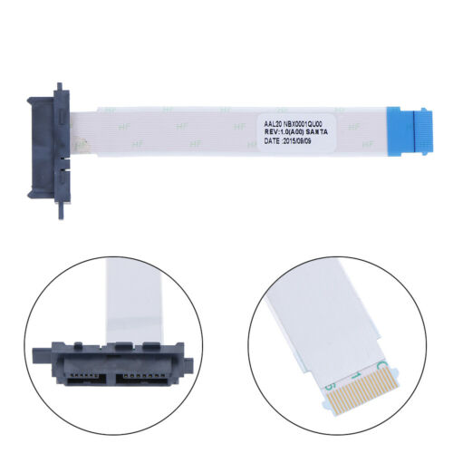 HDD hard drive SATA connector cable for dell 15 5000 5558 5555 5559 3558 0RC F8
