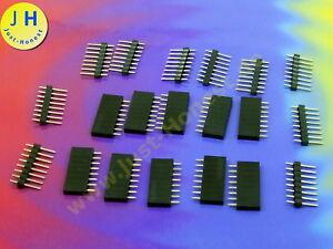 2B Mine Refills Rohr 0,5 mm 0,7 mm mit Fall für Druckbleistift UE 2Stücke HB