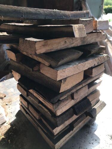 oak Whiskey Barrel Wood,free Delivery, Split Logs,whiskey Barrel Logs,10 Kg