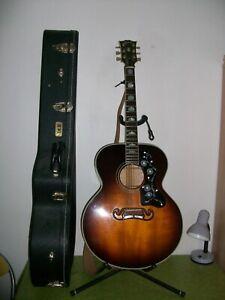 """Guitare Acoustique - """"GIBSON""""  J-200  -  1991 -   (Usa)"""