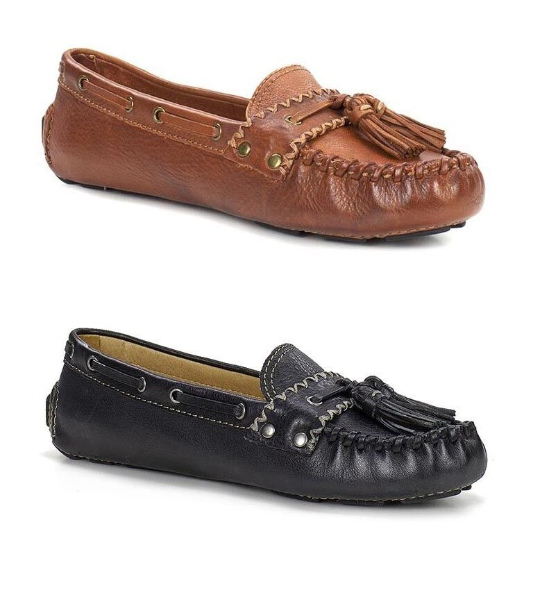Patricia Nash  Domenica Tassel Luxury Loafers Flats Driving Walking Comfort