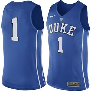 3dac45e7cdea Image is loading Duke-Blue-Devils-Nike-Hyper-Elite-Authentic-Basketball-