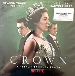 Martin Phipps LP The Crown (Season 3) - 750 copies, Green Marbled Vinyl