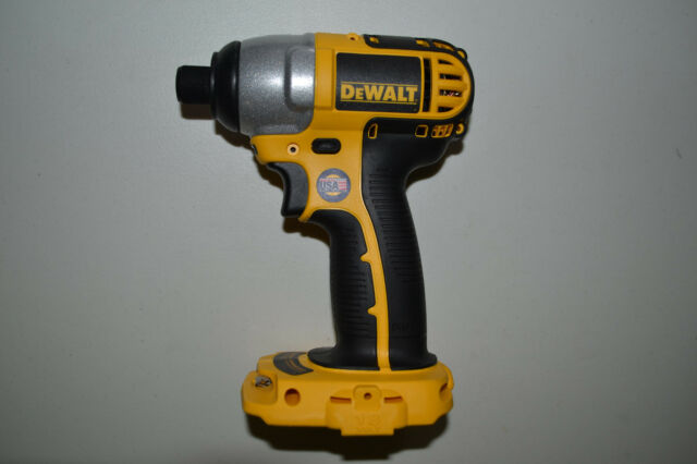 DEWALT 18V DC825 IMPACT DRIVERS DOWNLOAD (2019)