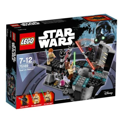 LEGO® SET 75169 /    Star Wars Duel on Naboo