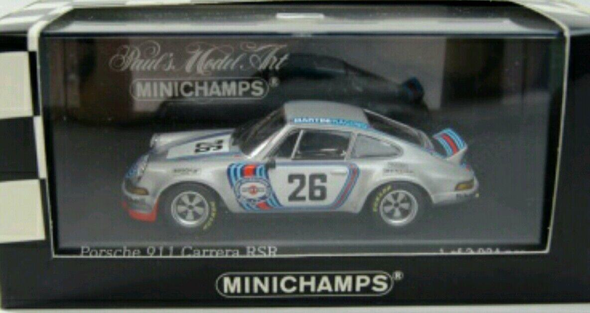 Minichamps Porsche 911 Carrera RSR  26 1973