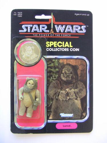 Star Wars Vintage Kenner POTF Lumat
