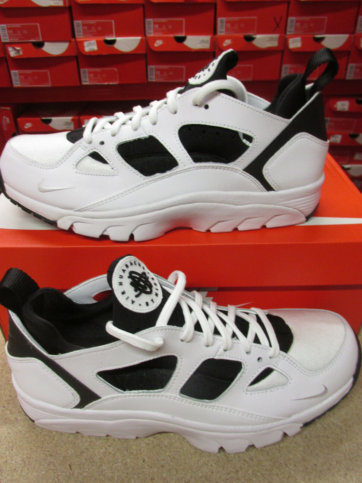 nike air trainer huarache 119 low homme trainers 749447 119 huarache Baskets chaussures 52d88e