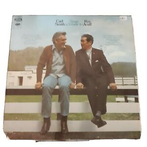 CARL-SMITH-LP-Sings-a-Tribute-to-Roy-Acuff-1969-Vinyl-LP
