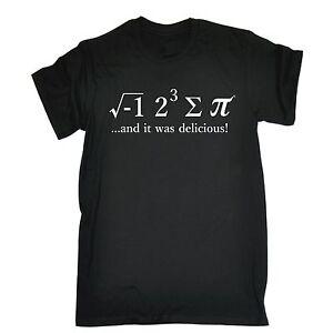 I-Ate-Some-Pi-T-SHIRT-8-Sum-Pie-Teacher-Maths-Geek-Tutor-Funny-birthday-gift