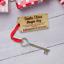 CHIAVE-personalizzata-Babbo-Natale-Albero-in-Legno-Magic-PSK-101 miniatura 1