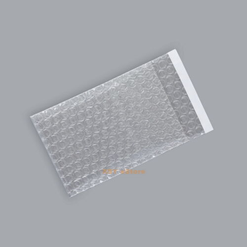 "90pcs Clear Self Seal Bubble Envelopes Package Bag 6.7/"" x 8.7/""/_170 x 220+25mm"