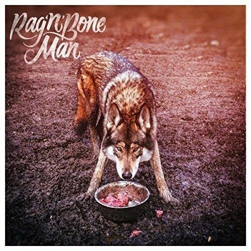 Rag N Bone Man - Wolves [New CD] Germany - Import