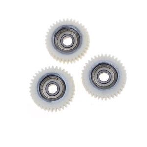 12mm Elektrofahrzeug Nylon Getrieb XD 38mm 36 Zähne-Dicke 3X Lot Durchmesser