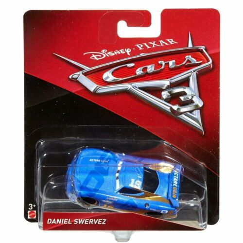 Disney Pixar Cars 1:55 Scale Diecast Vehicle *Choose Your Favourite*