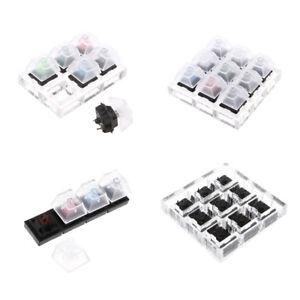51d15d0953d Mechanical Keyboard Switches 4/6/9 Cherry MX Keyboard Tester Keycap ...