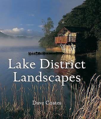 """AS NEW"" Lake District Landscapes (Heritage Landscapes), Coates, Dave, Book"