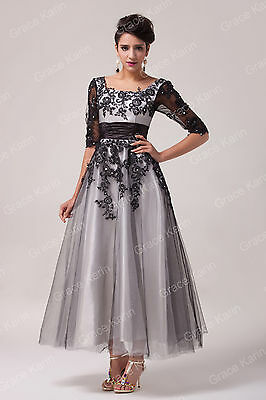 2014 Luxus Ball Cocktailkleid Brautjungfernkleid Abendkleider 32/34/36/38/40/42+