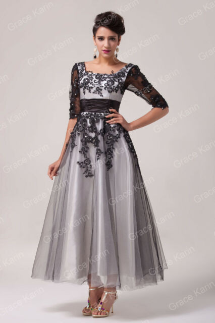 Mother of the Bride Lace Party Long / Short Prom Cocktail Formal Evening Dresses