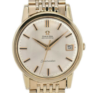 Auth-Vintage-OMEGA-Seamaster-Date-Cal-562-Automatic-Men-039-s-Watch-H-92273