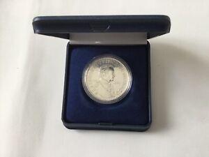 Coffret  Piece 50 Francs Argent MONACO 1974
