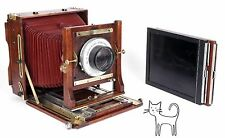 Century Universal Folmer Schwing 8X10 camera with 305mm F4.5 lens + holders