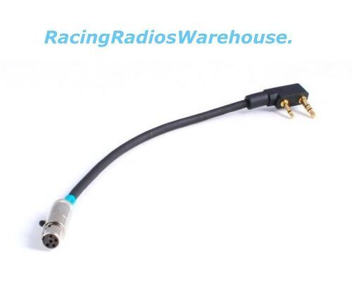 Racing Radios and Communications 2 Pin BaoFeng Kenwood Jumper