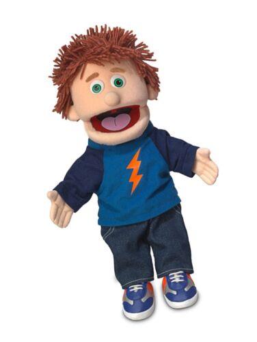 14 Tommy, Peach Boy, Hand Puppet