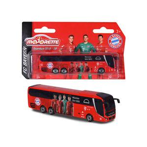 Majorette-212053156-FC-Bayern-Muenchen-MAN-Teambus-Massstab-ca-1-64-NEU
