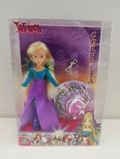 "Disney W.I.T.C.H. Doll CORNELIA  8"" with Kandrakar Pendant RARE Giochi Preziosi"