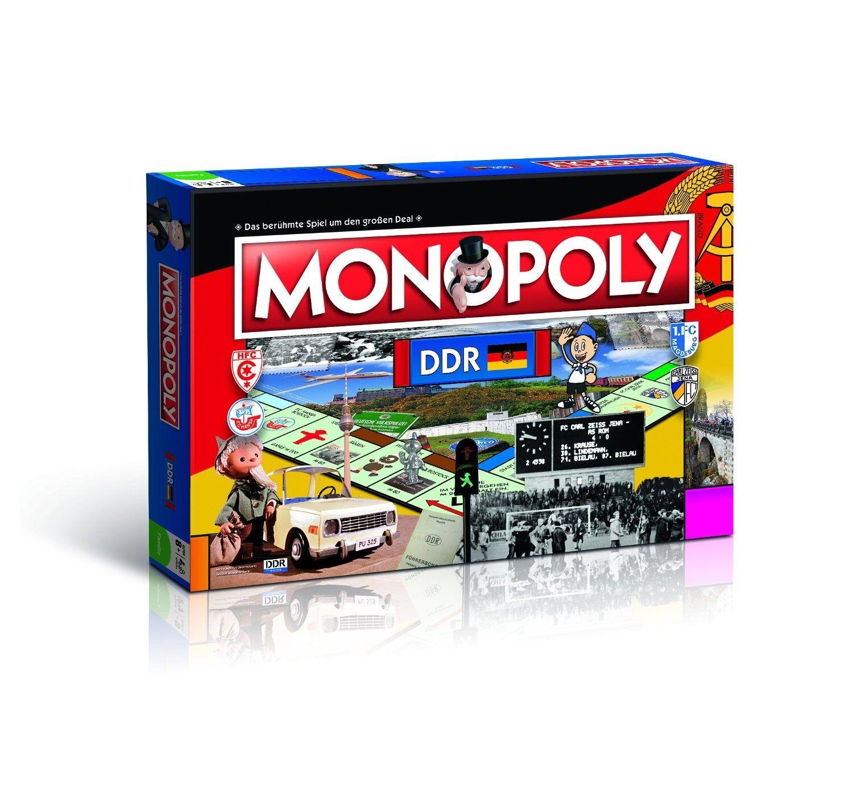descuento de ventas Monopoly DDR Juego Juego de Mesa Juego de Mesa Juego Juego Juego Infantil Ost Juguete  servicio honesto