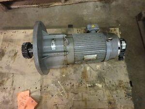 Details about FUJI MACHINERY MODUX GEAR MOTOR_FJ5-30T-22TJ_2 2  Kw_HSD3710249771_H-9311058