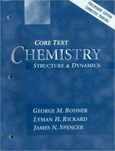 Chemistry : Structure and Dynamics