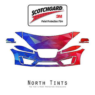 Chevrolet Volt 2016-2019 PreCut 3M Scotchgard Paint Protection Clear Bra PPF Kit