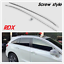 For-Acura-RDX-2012-2017-Silver-Roof-Rack-Cargo-Side-Rails-Luggage-Baggage miniature 1