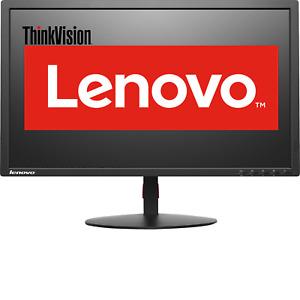 "Lenovo ThinkVision T2424P 24"" Widescreen LED FHD Monitor (VGA/HDMI/DP/USB 3.0)"
