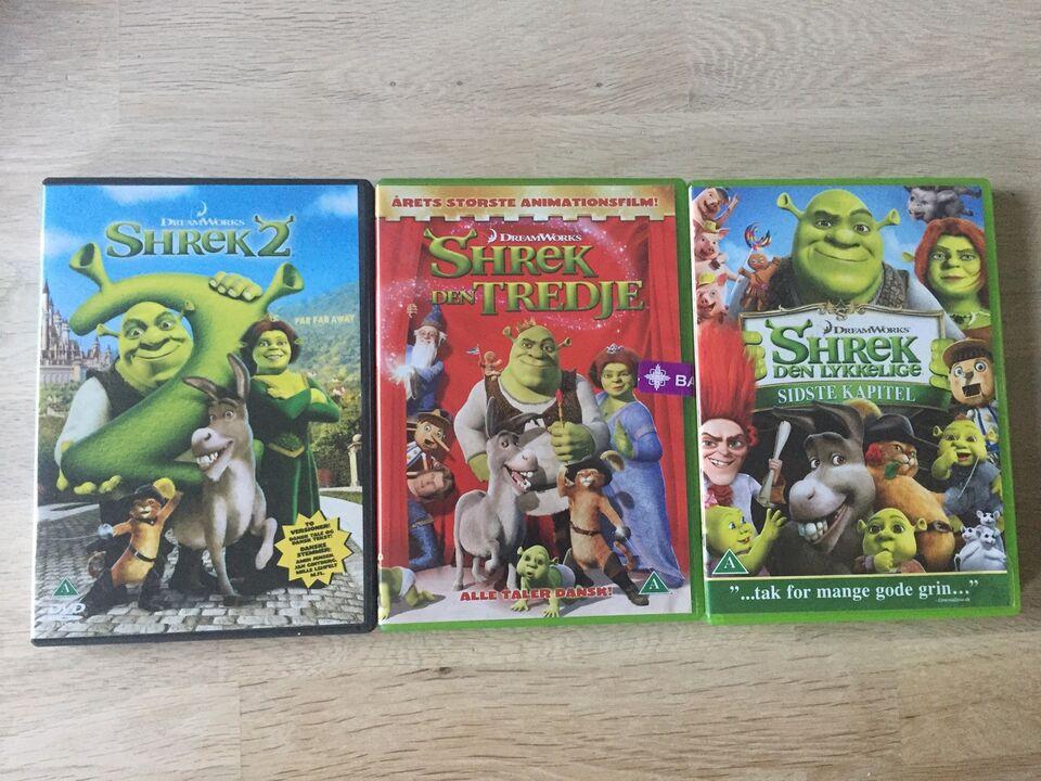 Blueray og DVD dubletter sælges, Blu-ray, andet