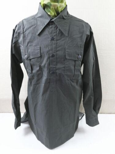 XL 56//58 Wehrmacht NEU Gr WSS Soldaten Feldhemd Diensthemd feldgrau Hemd