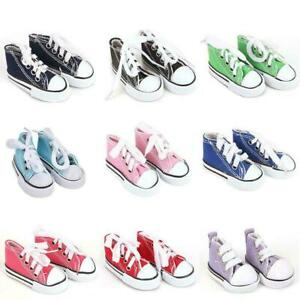 """1Pair 3.5cm Canva Shoes For Blythe Dolls Causal Shoes For 11.5/"""" Doll Mini Shoes"""