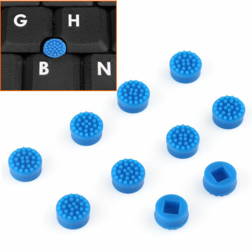 10X Dell Laptop Notebook Trackpoint Pointer Blue Stick Point Cap 03X705 SBM02
